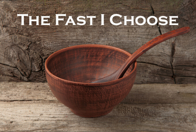 The Fast I Choose